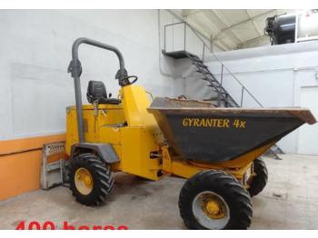 Mini dumper Uromac Gyranter 4000