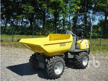 Mini dumper WACKER NEUSON 1601 4x4