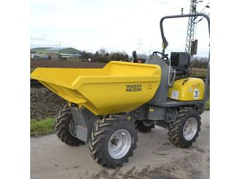 Wacker Neuson 1601S - mini dumper