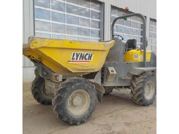 Wacker Neuson 6001 - mini dumper