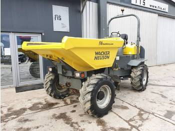Wacker Neuson 6001S - LIGHTS - mini dumper