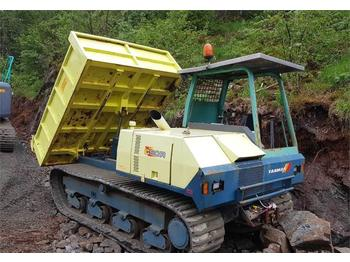 Mini dumper Yanmar C50R: picture 1