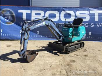 Mini excavator Airman AX08