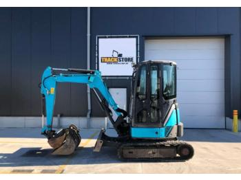 Airman AX 29U-5  - mini excavator