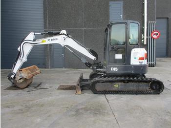 BOBCAT E 45 - mini excavator