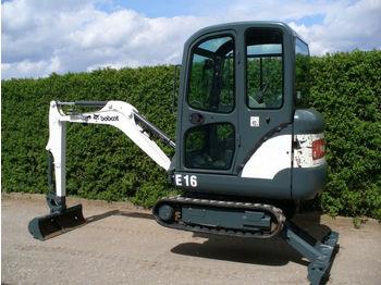 Mini excavator Bobcat E 16