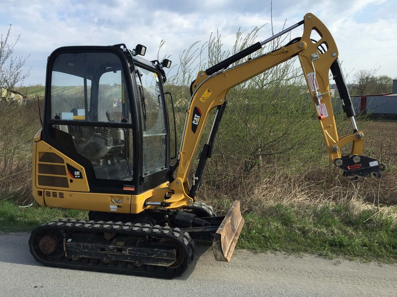 Caterpillar 302 4d Mini Excavator From Poland For Sale At