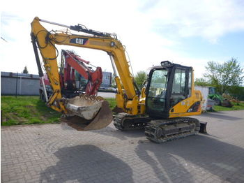 Mini excavator CATERPILLAR 307C
