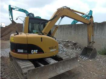 Mini excavator CATERPILLAR 308CCR