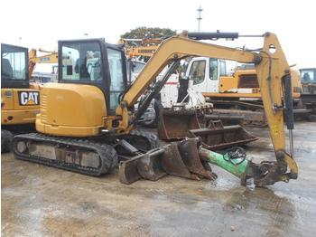Mini excavator Caterpillar 305E CR