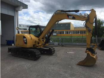 Mini excavator Caterpillar 308 E CR