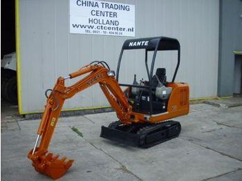 DIV. NANTE NT 16 - mini excavator