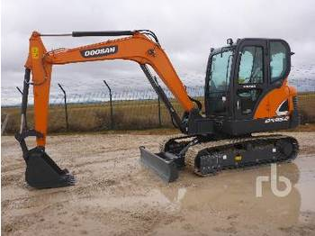 DOOSAN DX55-9C ACE - mini excavator