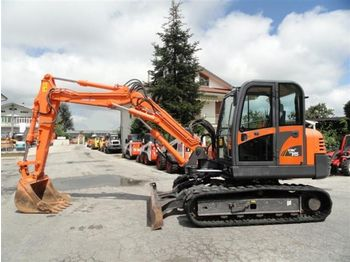 DOOSAN DX 75 - mini excavator