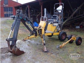Digger minigrävare