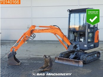 Doosan DX18 FROM FIRST OWNER - ORIGINAL HOURS - mini excavator