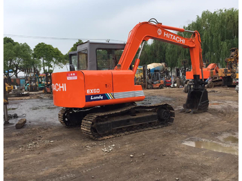 HITACHI EX60 - mini excavator