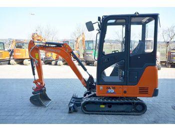 HITACHI Hitachi ZX 19-6 - mini excavator
