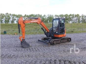 Mini excavator HITACHI ZX48U-5A