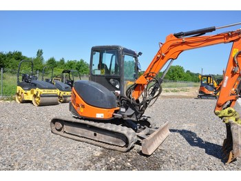 Mini excavator HITACHI ZX 48U