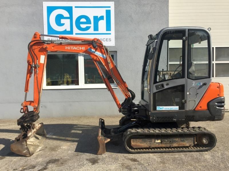 Hitachi Zx25 Mini Excavator From Austria For Sale At Truck1 Id 1794730