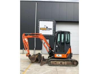 Hitachi ZX 30 U-2  - mini excavator
