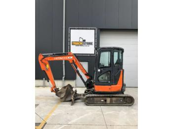 Hitachi ZX 33 U-5  - mini excavator