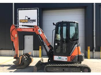Mini excavator Hitachi ZX 38 U-3
