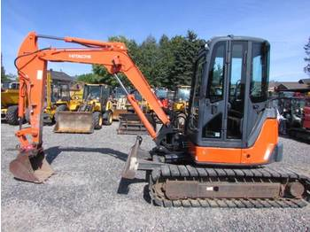 Hitachi ZX 40 U-2 - mini excavator
