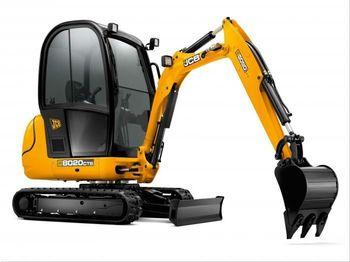 Mini excavator JCB 8020 CTS