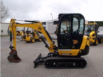 JCB 8026 CTS - mini excavator