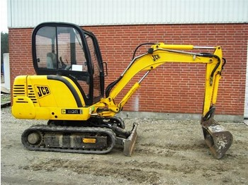 JCB 802.4 - mini excavator