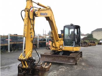 KOMATSU PC78MR-6 - mini excavator