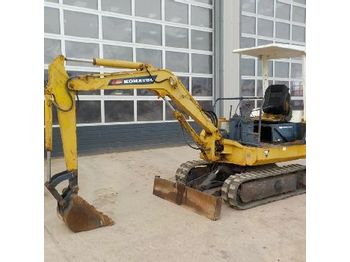 Komatsu PC40-6 mini excavator from Portugal for sale at