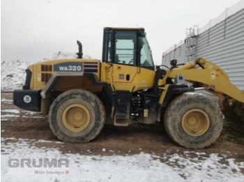 Komatsu WA 320-5 - mini excavator