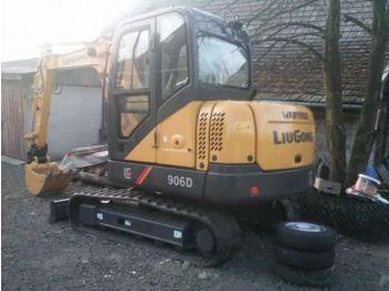 LIUGONG 906D - mini excavator