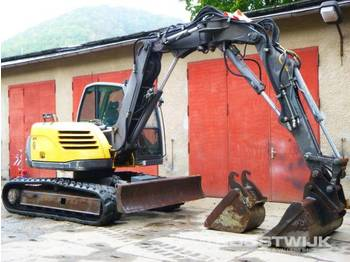 Mecalac 714 MC - mini excavator
