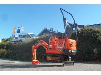 Microbagger Nante NT05 - 500 kg NEU  - mini excavator