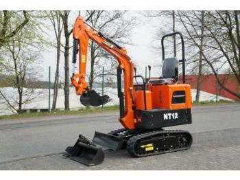 Microbagger Nante NT12  - mini excavator