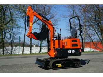 Minibagger Nante NT10 inkl. MS01 SW BAUMA  - mini excavator