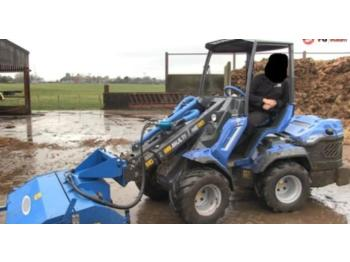 Multione mini chargeur telescopique  Multione agricole élevage - mini excavator