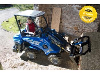Multione valet de ferme 5.3 promotion spécial + Godet croco - mini excavator