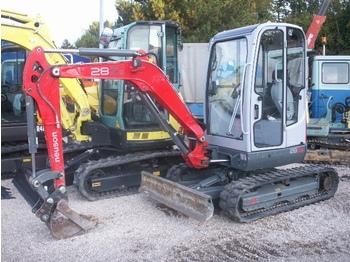 NEUSON 28Z3 - mini excavator