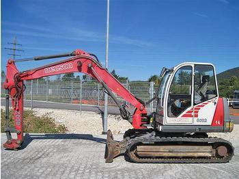 NEUSON 8002 - mini excavator