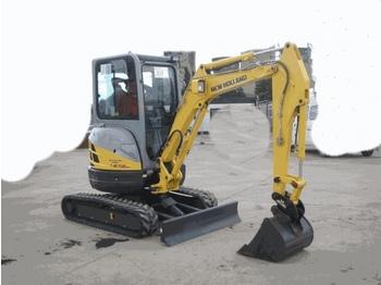 NEW HOLLAND E27SR COMPACT - mini excavator