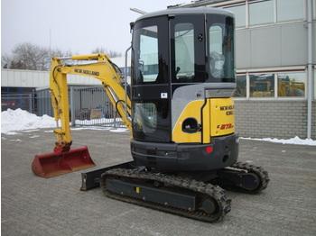 NEW HOLLAND E 27.2 SR - mini excavator