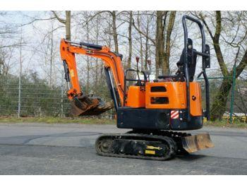 Nante NT10 Microbagger mit Löffelpaket  - mini excavator