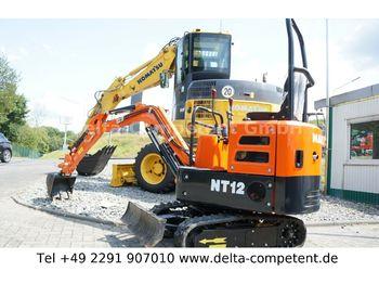 Nante NT12 Vorführer  - mini excavator