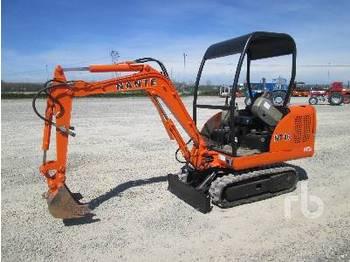 Nante NT16 - mini excavator