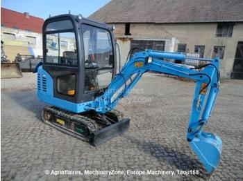 Nante Ruggerland CT 18-7 - mini excavator